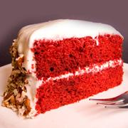 Bíbor-bársony torta